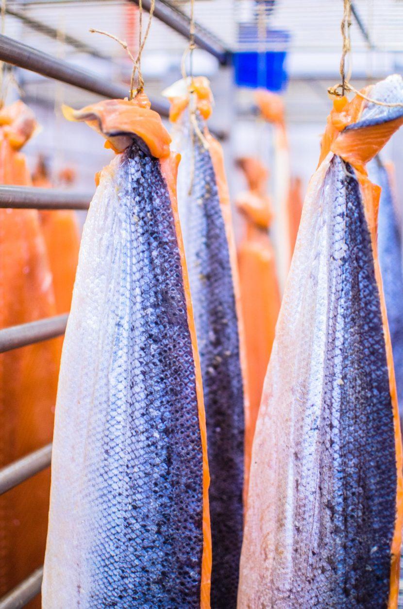 L'entreprise Sodial produit des saumons fumés